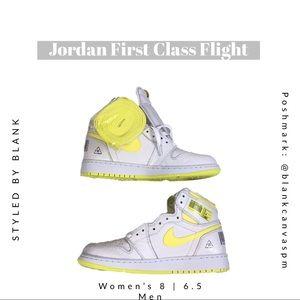 Jordan 1 First Class Flight NEW In Box